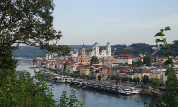Donauschifffahrt Passau und Regensburg